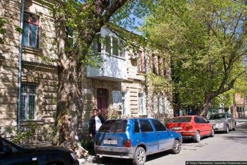 Черноморской улицы 3